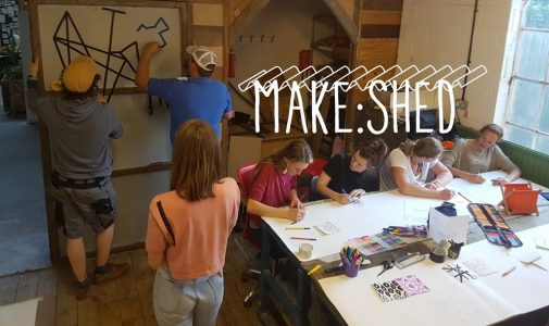 Make Shed Remakery