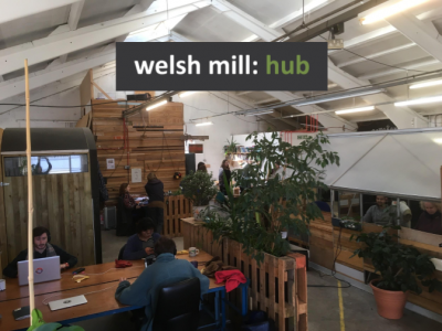 Welsh Mill Hub