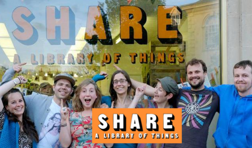 Share Library Frome